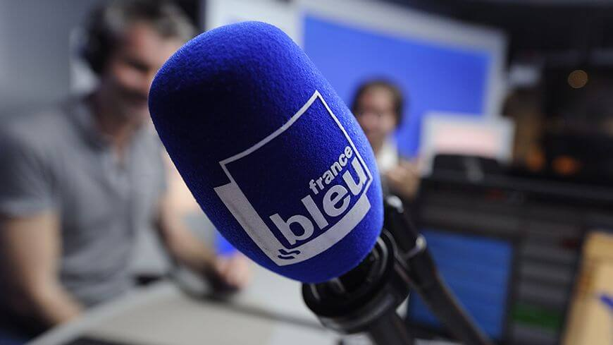 Interview sur FRANCE BLEU nord